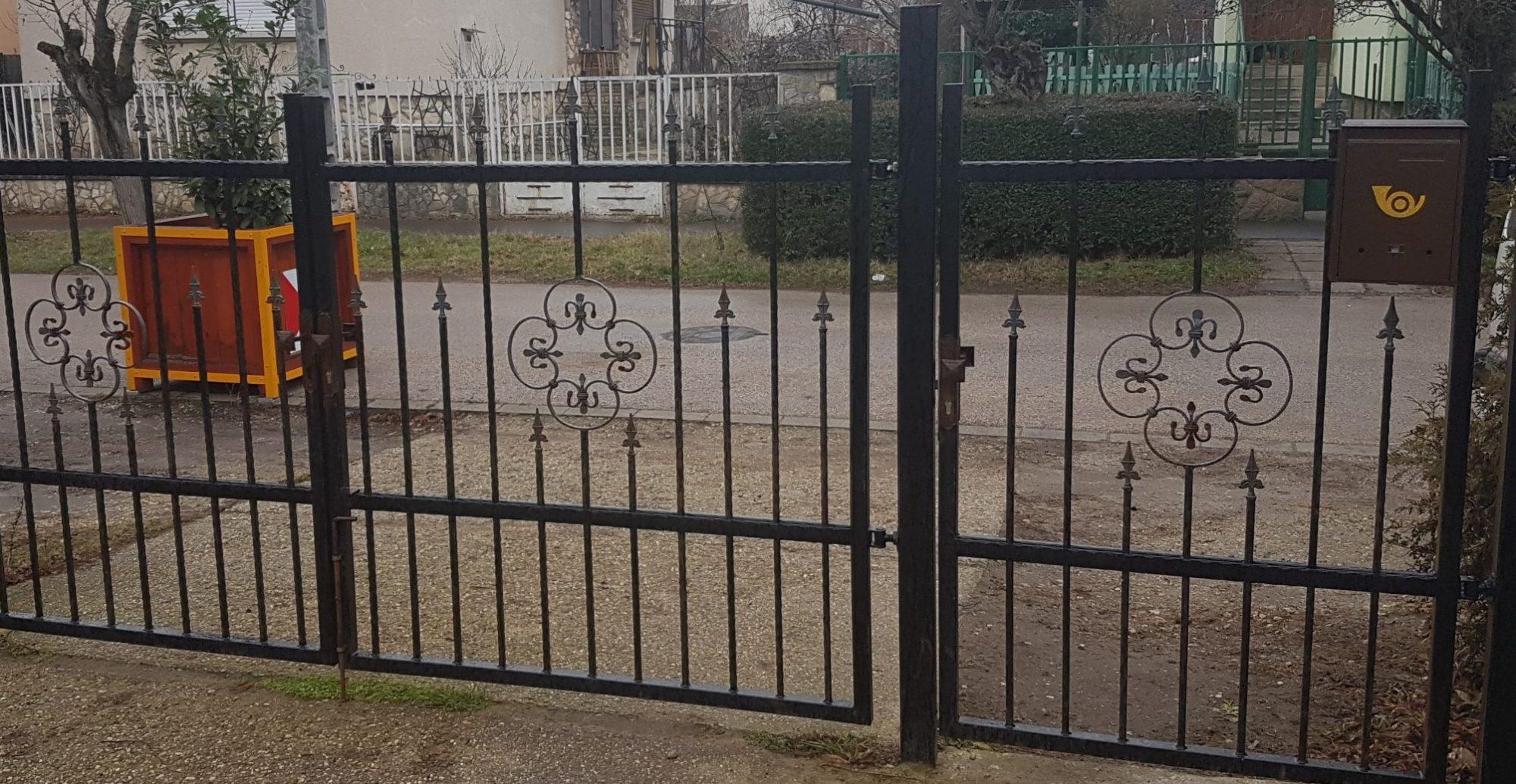 Ez nem körítés ez kerítés.